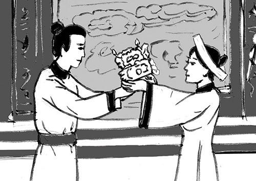 Pham Ngu Lao - Danh tuong danh giac gioi va hai moi tinh dep-Hinh-3