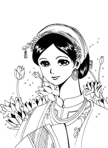Pham Ngu Lao - Danh tuong danh giac gioi va hai moi tinh dep-Hinh-5