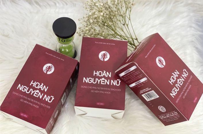 San pham Hoan Nguyen Nu vi pham quang cao, lua nguoi tieu dung