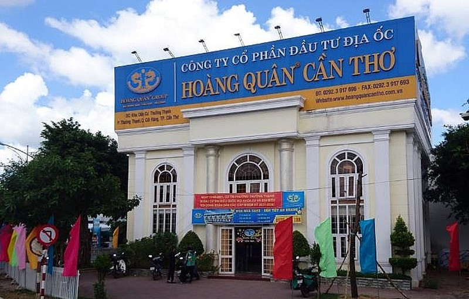 Dia oc Hoang Quan, Dau tu Mekong, Xay dung Ngan Thuan no thue khung the nao?