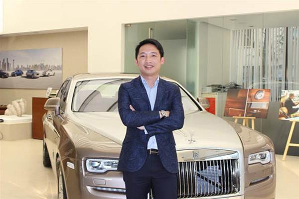 Dai ly Rolls-Royce chinh hang tai Ha Noi chinh thuc dong cua