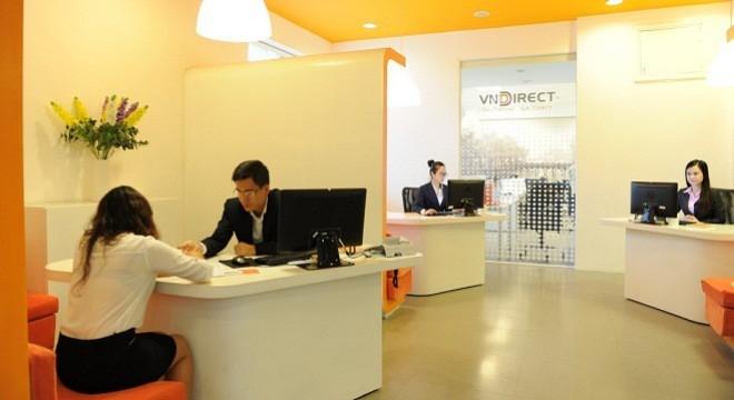 VNDirect bi xu phat do cho khach hang mua chung khoan khi chua du tien
