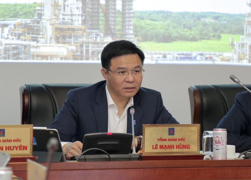 PVN uoc doanh thu o muc 465 nghin ty dong trong 10 thang