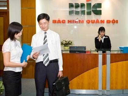Bao hiem Quan doi nop ho so niem yet len HoSE