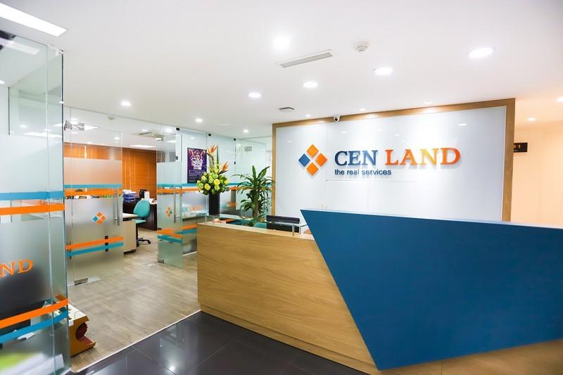 CenLand vay 1.300 ty dong do von cho cho du an Louis City Hoang Mai