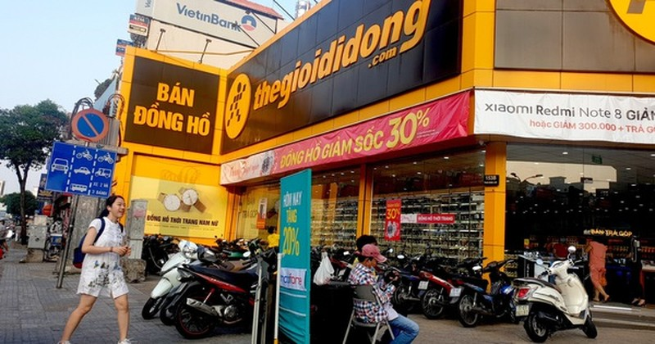 MWG ghi nhan doanh thu 2 thang Tet dat 21.500 ty dong