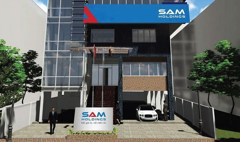 Sep SAM Holdings vua thu ve tram ty khi ban het 10 trieu co phieu