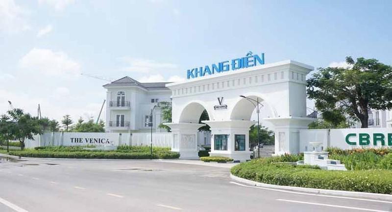 Nha Khang Dien len ke hoach loi nhuan dat 1.200 ty dong