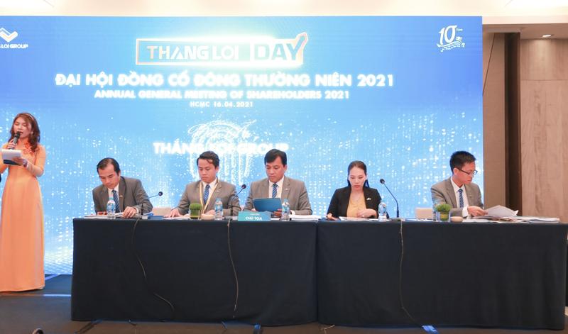 Thang Loi Group dat ke hoach doanh thu gap doi len 1.000 ty, trien khai giai doan II The Sol City