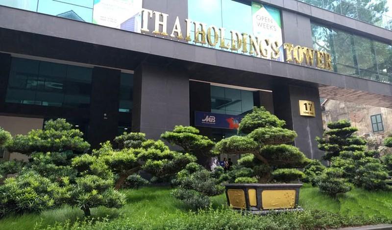 TGD Thaiholdings du chi 200 ty mua 1 trieu co phieu THD