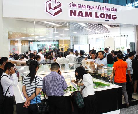 Hang ton kho cua Bat dong san Nam Long hon 13.500 ty dong