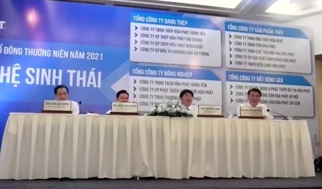 Ty phu Tran Dinh Long ban cong ty noi that thu ve khoan loi nhuan kech xu