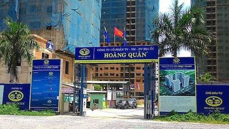 Dia Oc Hoang Quan bao lai giam sau 70% chi hon 1 ty dong