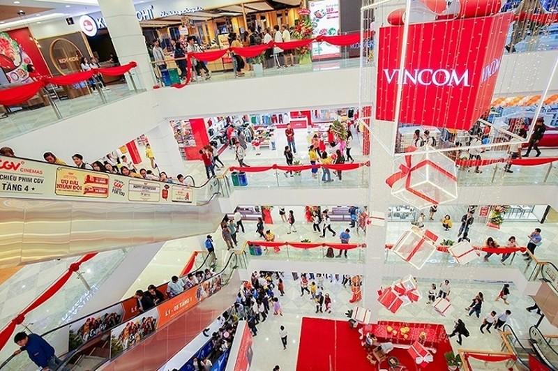 Vincom Retail dat ke hoach lai 2.500 ty dong, khong chia co tuc