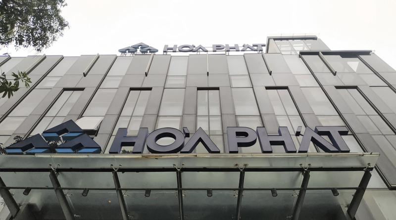 Nguoi than sep Hoa Phat muon ban 80.000 co phieu HPG