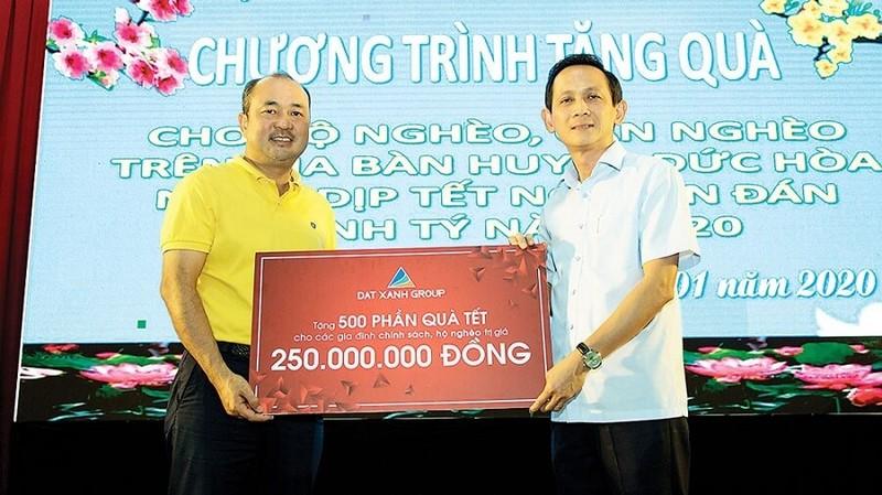 Anh trai ong Luong Tri Thin muon rut khoi Tap doan Dat Xanh