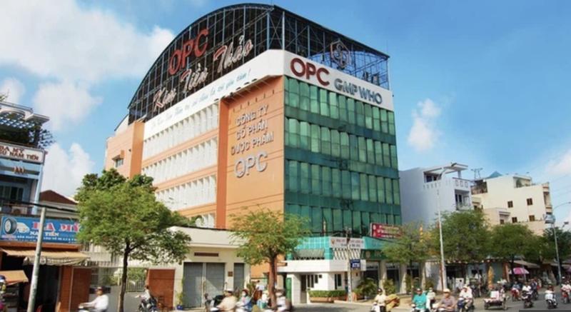 SSI va loat lanh dao rut von khoi Duoc pham OPC