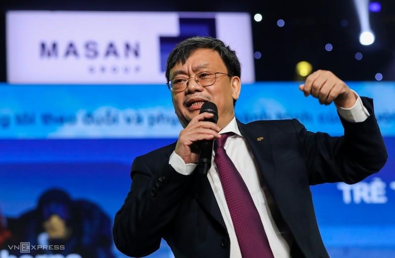 Hai cong ty cua Chu tich Masan sap chi 600 ty gom 5 trieu co phieu MSN