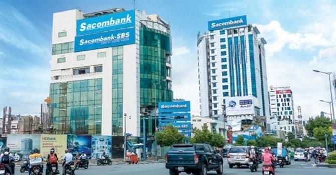 Sacombank thu ve gan 40 ty dong khi ban 3 trieu co phieu SBS