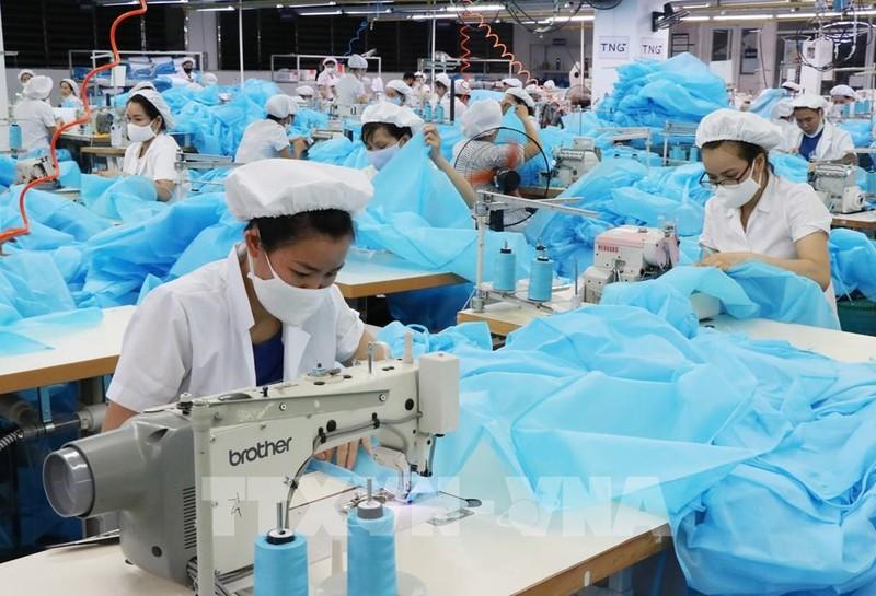 Det may TNG bao doanh thu sut trong thang 7 ve muc 595 ty dong