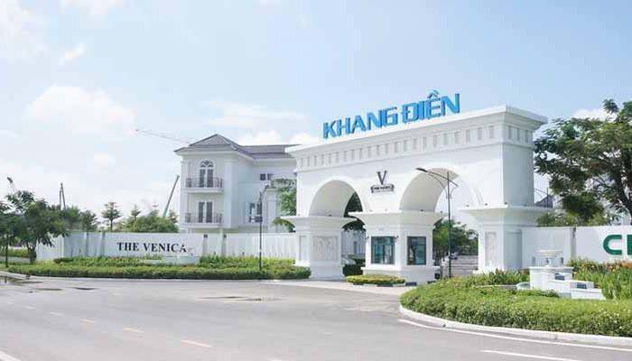 Nha Khang Dien (KDH) mang gan 20 trieu co phieu quy ra ban luc thi gia tang cao