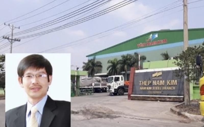 CEO Thep Nam Kim chot loi 15 trieu co phieu khi thi gia NKG lap dinh