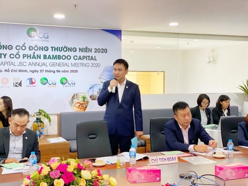Bamboo Capital rot 300 ty dong lap cong ty bat dong san tai Binh Dinh