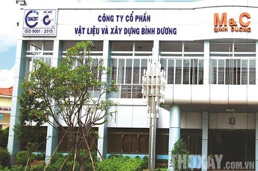 Sep VLXD Binh Duong muon thoai 13,4 trieu cp khi MVC tang manh
