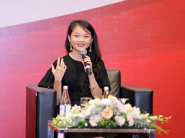 Con gai ong Vu Van Tien, Mai Huu Tin chia se chuyen ke nghiep gia dinh-Hinh-3