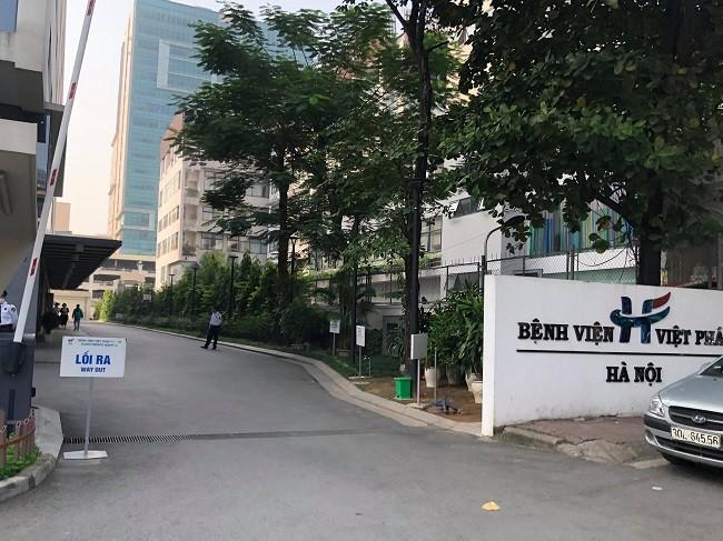 Nu san phu 24 tuoi tu vong sau sinh con tai Benh vien Viet - Phap-Hinh-2