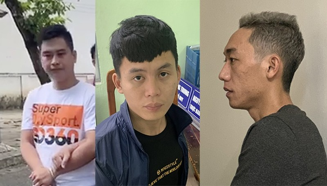 Cuu can bo ngan hang Sacombank ban thong tin cho toi pham