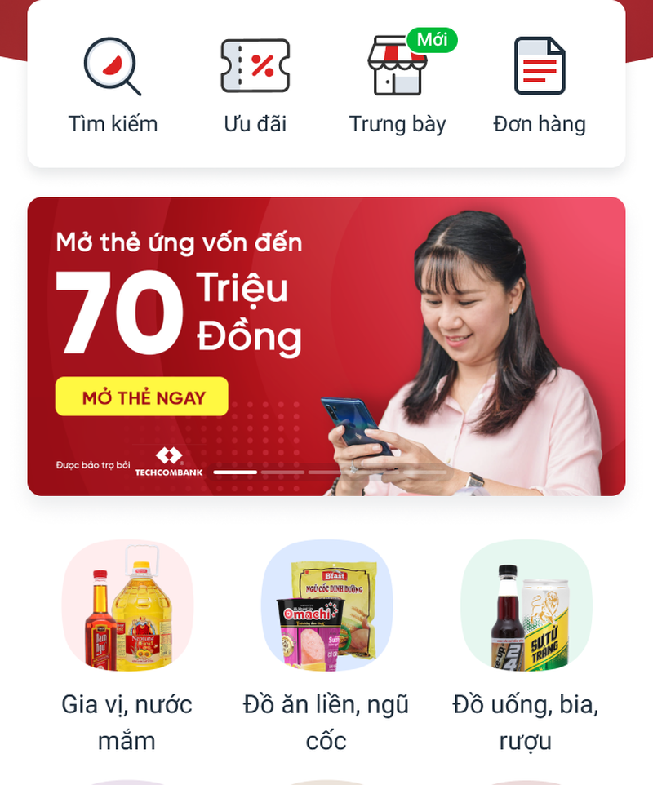 E-economy va tuong lai dot pha cua tap hoa truyen thong tai Viet Nam-Hinh-3