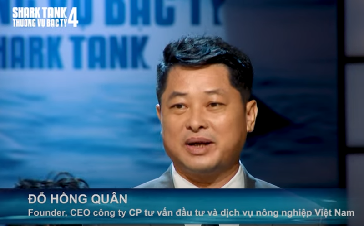 Shark Lien noi gi khi dau tu 10 ty cho startup Dau Lac Viet?