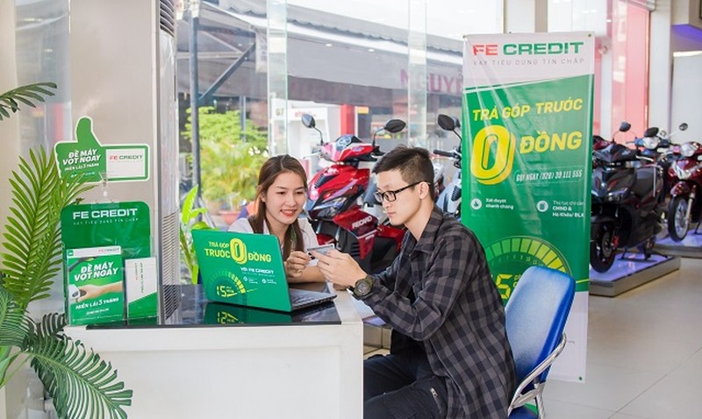 FE CREDIT nhan giai thuong quoc te Finance Company of the Year