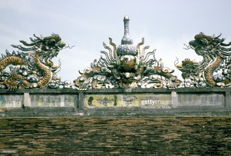 Khung canh binh di o Hoang thanh Hue nam 1989-Hinh-12