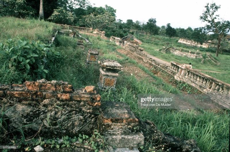 Khung canh binh di o Hoang thanh Hue nam 1989-Hinh-6
