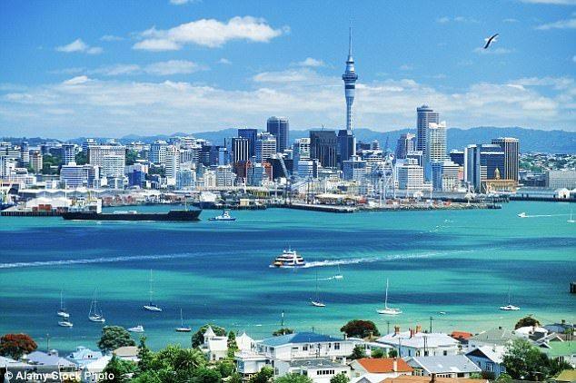 So phan bi tham cua nhung nguoi tim ra New Zealand