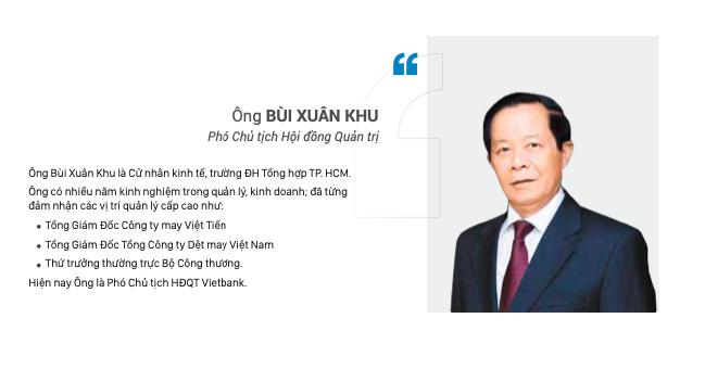 Ong Duong Ngoc Hoa roi Vietbank sau nhieu nam gan bo, tan Chu tich Vietbank la ai?