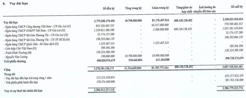 DLG: Cho cac ca nhan vay gan 2.400 ty khong co tai san dam bao, no ngan hang qua han thanh toan-Hinh-4