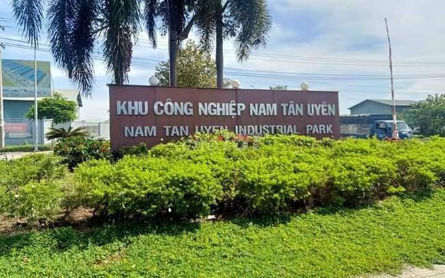 KCN Nam Tan Uyen lai bao lai tang 33% len 113 ty trong quy 1/2021