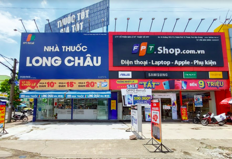 Co dong FPT Retail: Loi the canh tranh cua FRT so voi MWG la gi?