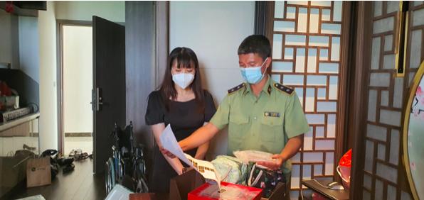 Bat giu lo Dong trung ha thao Tay tang khung duoc ban qua facebook 'Thuy Pham'