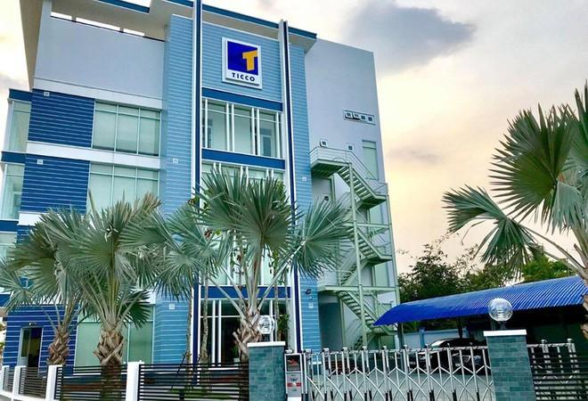 Xay dung Tien Giang (THG) sap tra co tuc 20% bang tien mat va co phieu