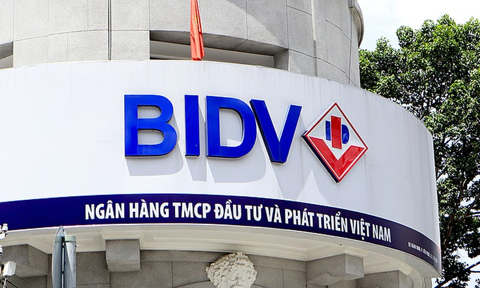 BIDV tang manh du phong len hon 15.000 ty, lai 6 thang van tang 87%