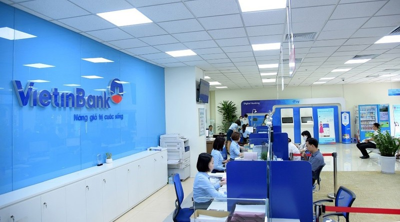 Tang vot trich lap du phong hon 7.000 ty, no xau cua VietinBank di len