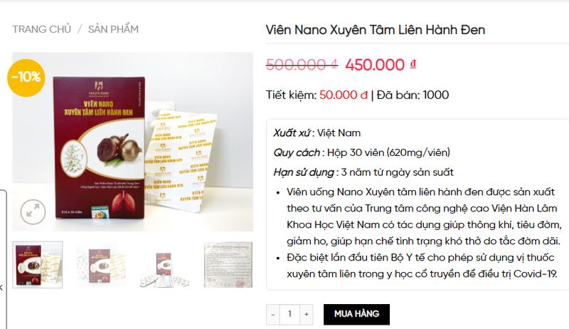 Vien Nano Xuyen tam lien hanh den vi pham quang cao, lua nguoi dung-Hinh-2