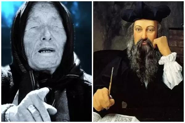 Canh bao dang so cua Vanga va Nostradamus ve nam 2022
