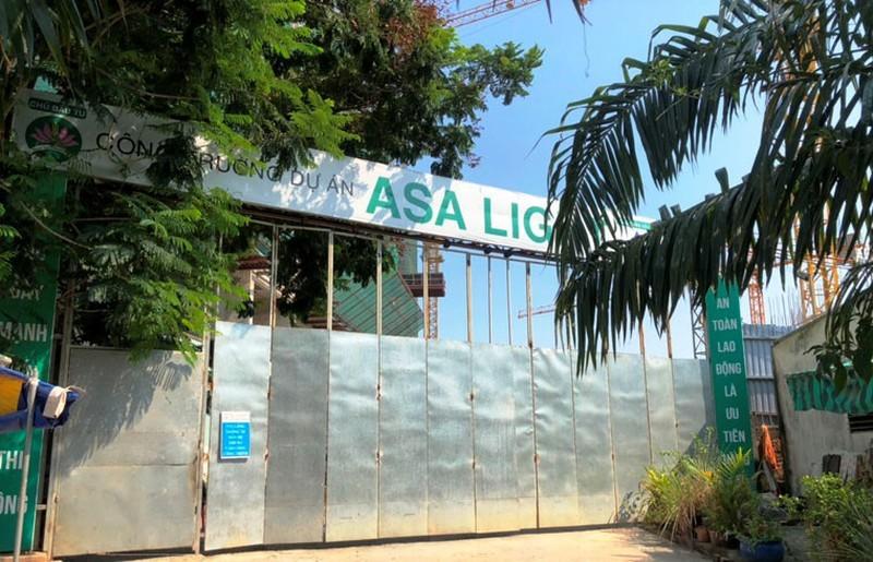 Du an Asa Light: Yeu cau Cong ty Thai Bao tra lai tien