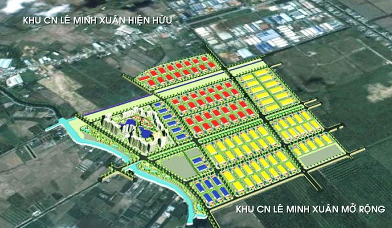 TP HCM chap thuan dau tu 3 giai doan tai khu cong nghiep mo rong o Binh Chanh