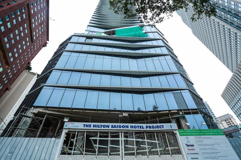 Can canh khach san 5 sao Hilton Sai Gon bi de nghi ra soat phap ly-Hinh-3